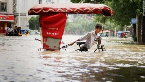 Flooding in China (image from CNN)