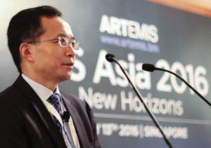 Lixin Zeng, AlphaCat Managers
