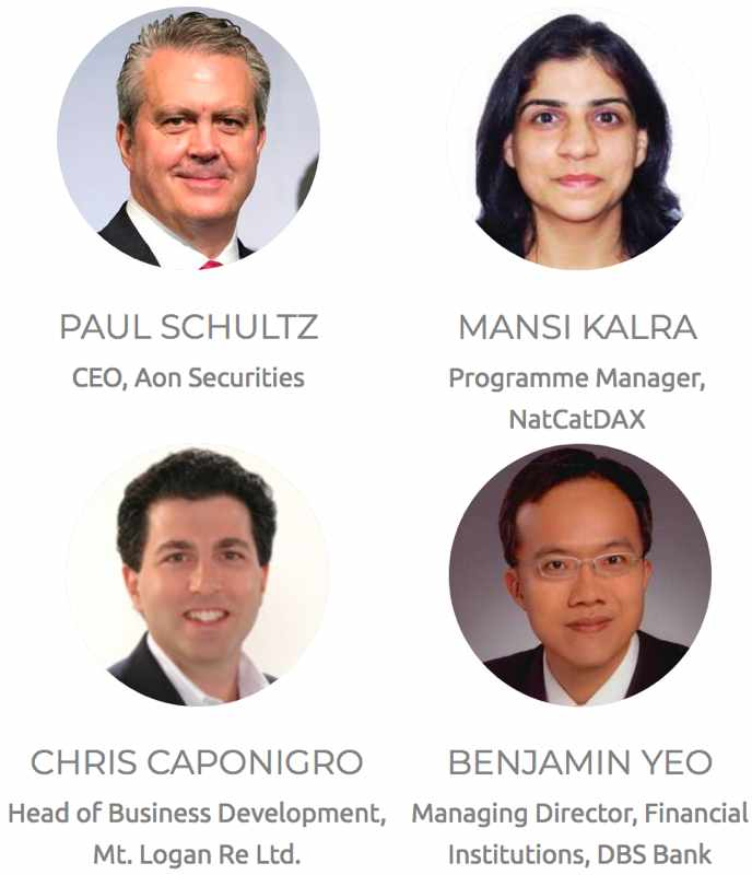 ILS Asia 2018 speakers