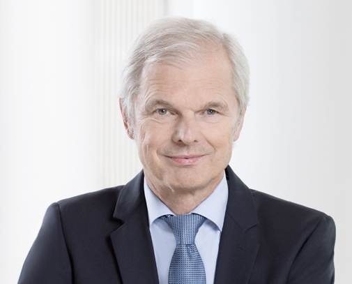 Ulrich Wallin, CEO, Hannover Re