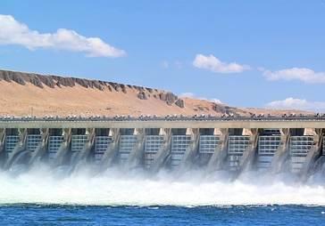 Dam image