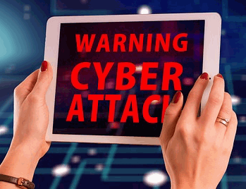Cyber attack warning