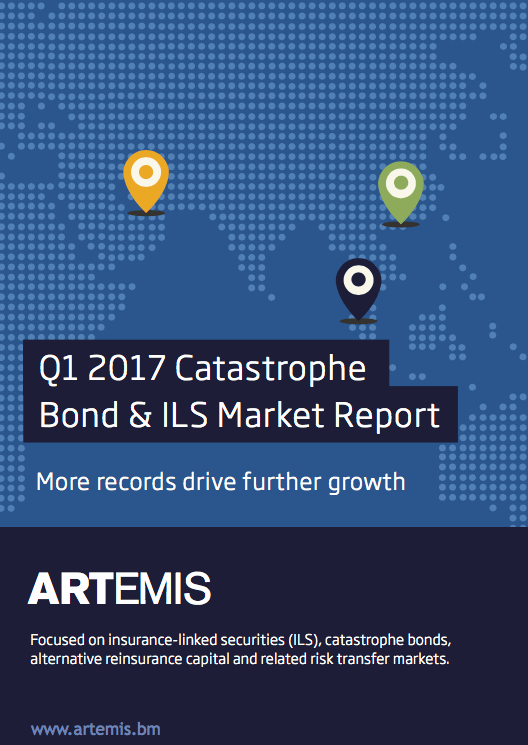 Q1 2017 Catastrophe Bond & ILS Market Report – More records drive further growth