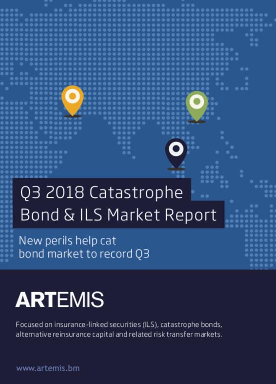 Q3 2018 Catastrophe Bond Market Report