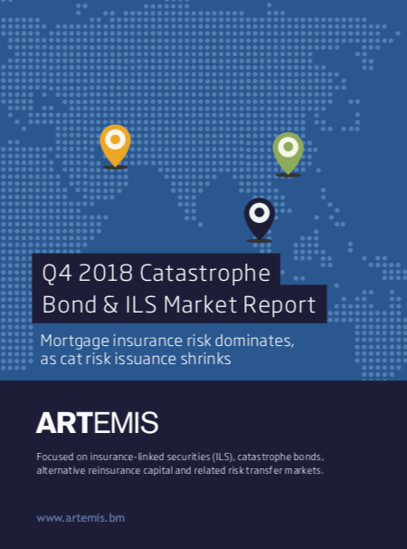 Q4 2018 Catastrophe Bond Market Report