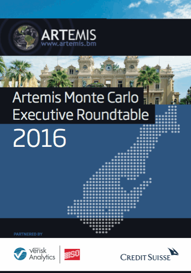Artemis Monte Carlo Rendezvous Executive Roundtable 2016