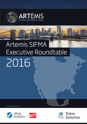 Artemis SIFMA IRLS Executive Roundtable 2016