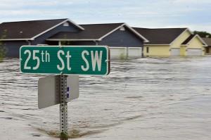 Flood image from inhabitat.com