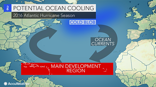 Accuweather on the 2016 hurricane season forecast