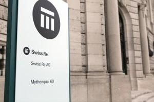 Swiss Re logo