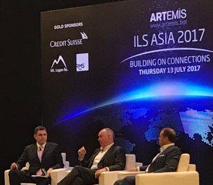 Panel 1 - Origination - ILS Asia 2017