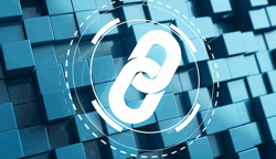 Blockchain image, from ZDNet
