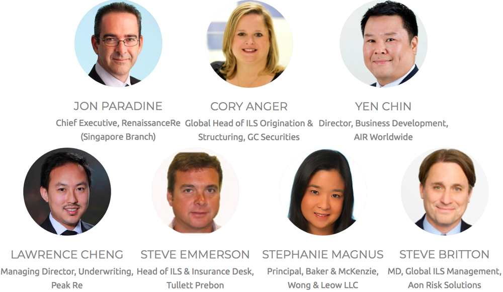 ILS Asia 2018 conference speakers
