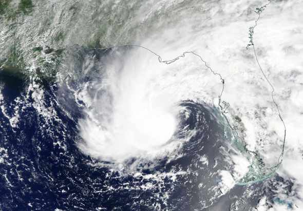 Sub tropical storm Alberto industry losses