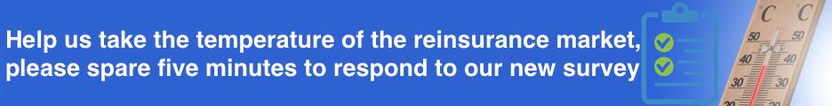 Reinsurance industry survey