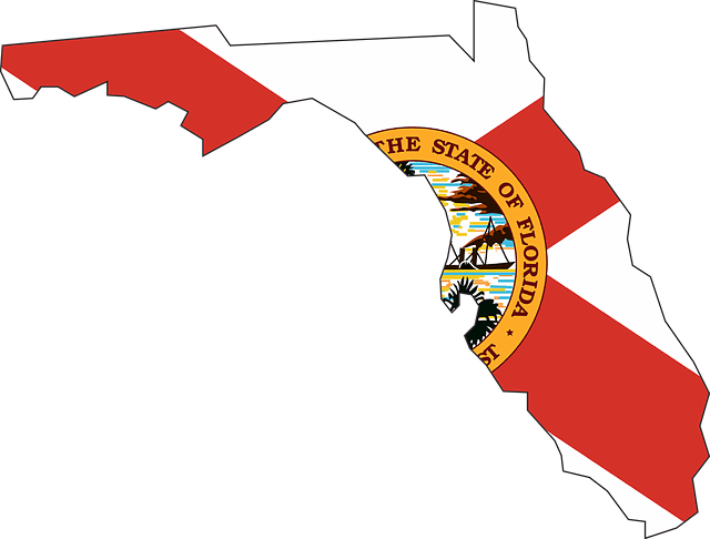 florida-map-flag