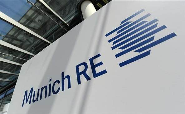 Munich Re sign