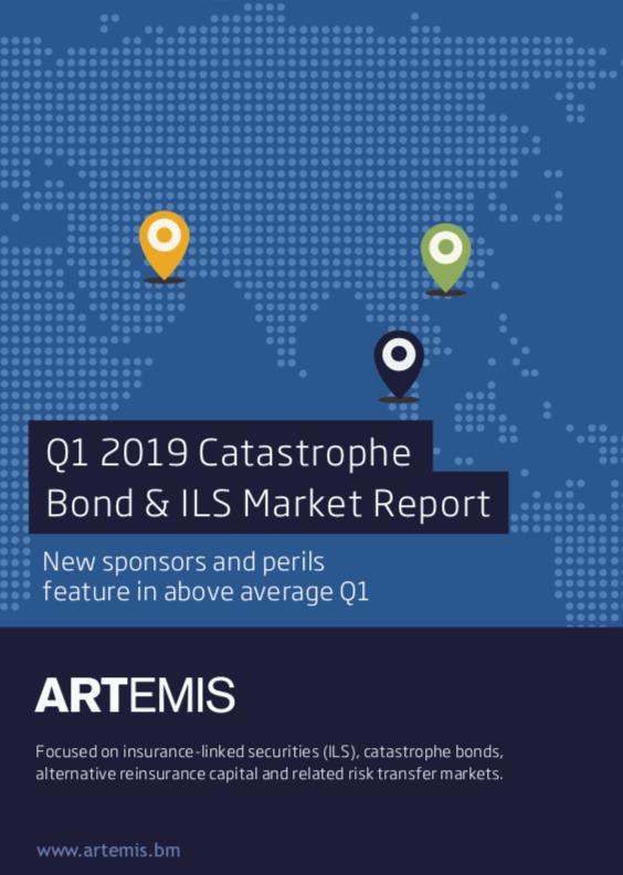 Q1 2019 Catastrophe Bond Market Report