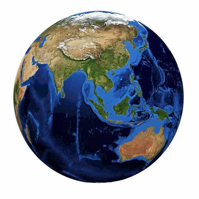 asia-globe-map