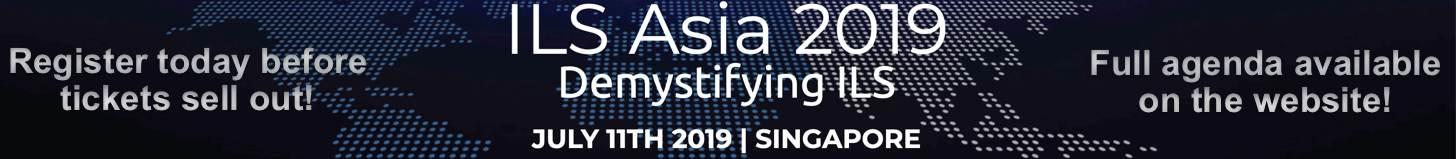 Artemis ILS Asia 2019 conference