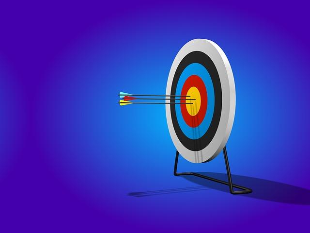 arrow-bullseye