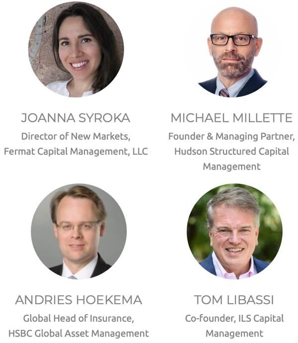 Artemis ILS NYC 2020 conference speakers