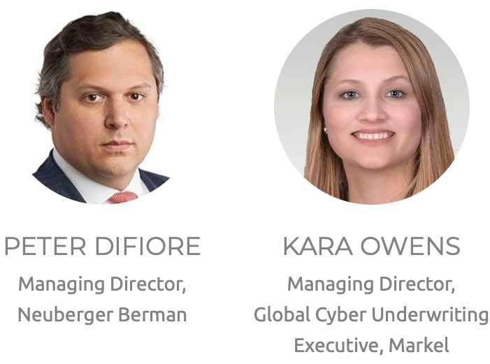 Artemis ILS NYC 2020 conference speakers, Neuberger Berman, Markel