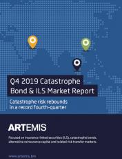 Artemis Q4 2019 Cat Bond and ILS Market Report