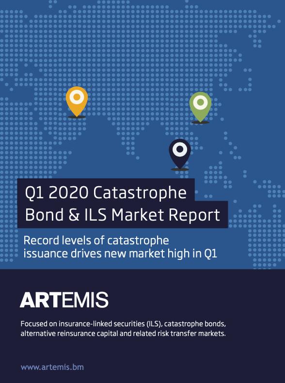 Q1 2020 catastrophe bond and ILS market report