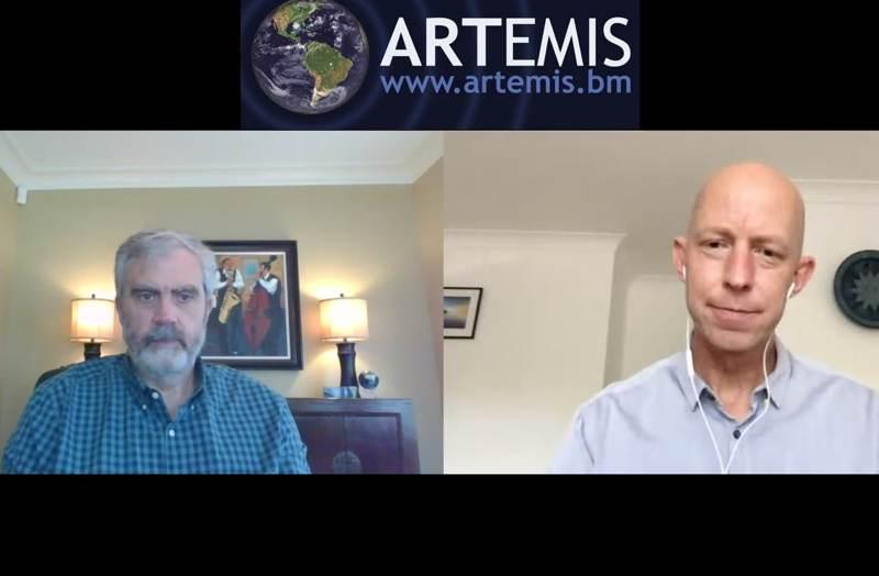 Paul Schultz, CEO, Aon Securities on Artemis Live