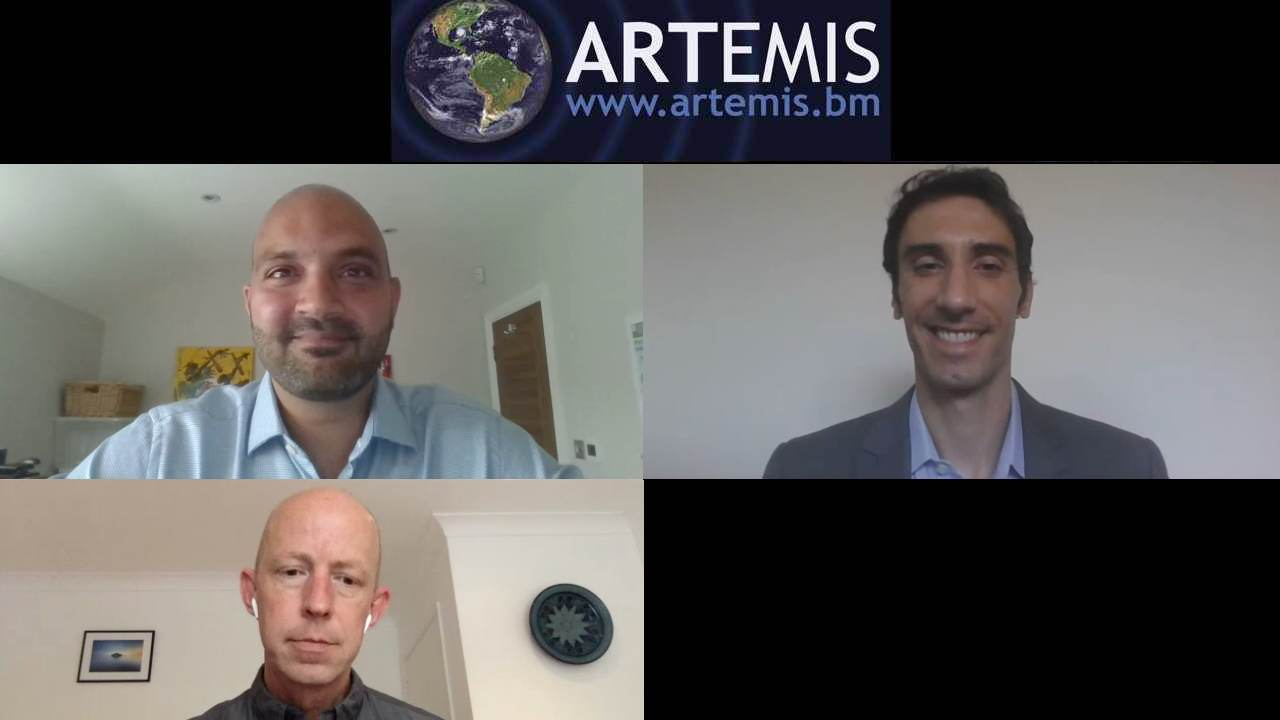 Jinal Shah, Jeff Waters, RMS interview