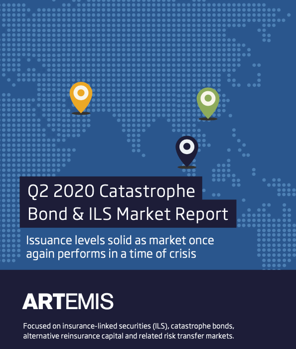 Q2 2020 catastrophe bond and ILS market report